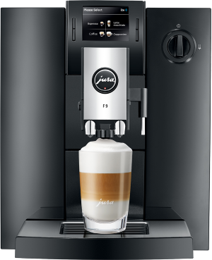 Jura Impressa F9 Front coffee machine rental