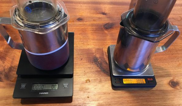 Use Two AeroPress