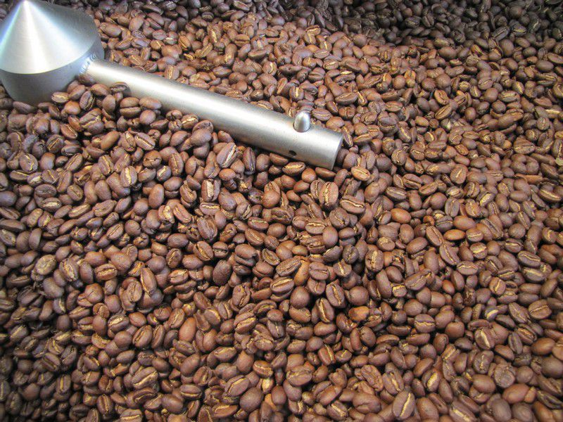 Coffee roasting process - a subjective perspective