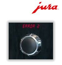 Jura error messages