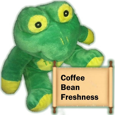 coffee bean freshness