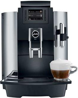 Jura Impressa WE8 coffee machine rental