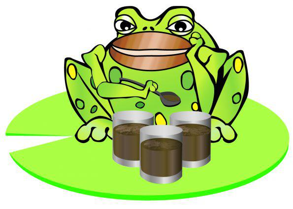 Frog Quaffer Coffee Cupping