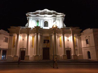 Colombia Popayan, City Hall