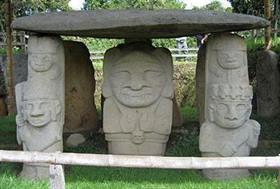 Los Idolos, Huila, Colombia (San Augustin)