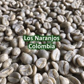 Green Coffee Los Naranjos, Huila, Colombia