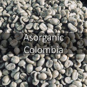 Green Colombian Asorganica