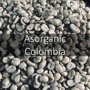 Green Colombian Asorganica
