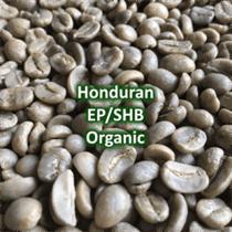 Green Bean Organic SHB/EP, Honduras