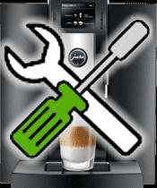 Jura coffee machine repairs