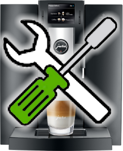 Jura coffee machine repairs