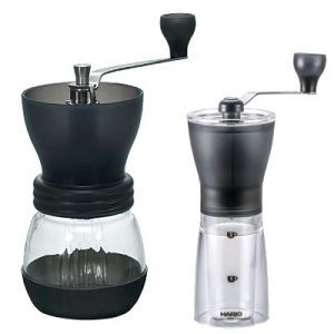 Hario coffee grinder Together