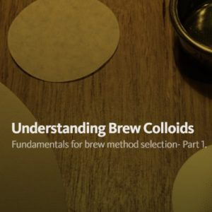 Which filter to use with your manual brew or pour over?