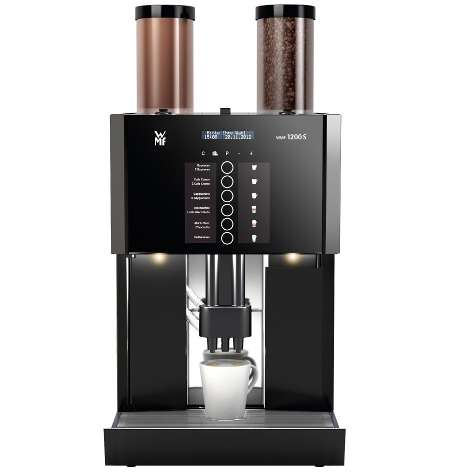WMF 1200 automatic coffee machine