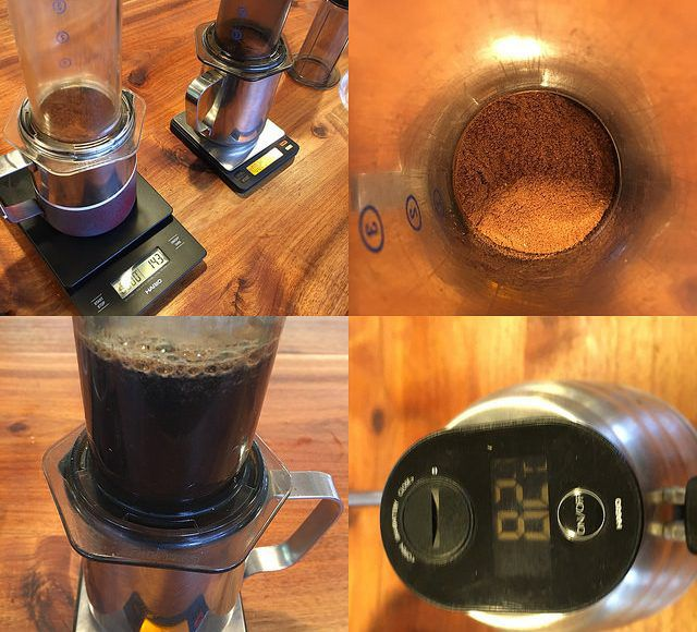 AeroPress Brew Optimization