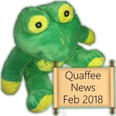 Quaffee News Feb 2018