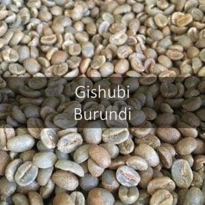 Green Burundi Gishubi