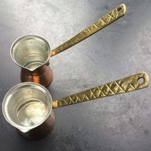 Briki or iBriki Greek brewer