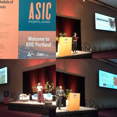 Summary of scientific research presented at ASIC 2018