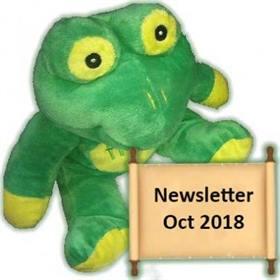 Quaffee Newsletter Oct 2018