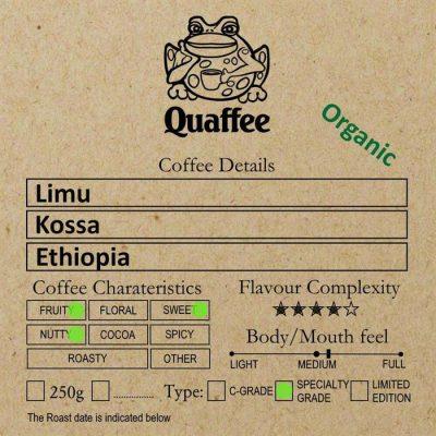 Ethiopian Limu Kossa