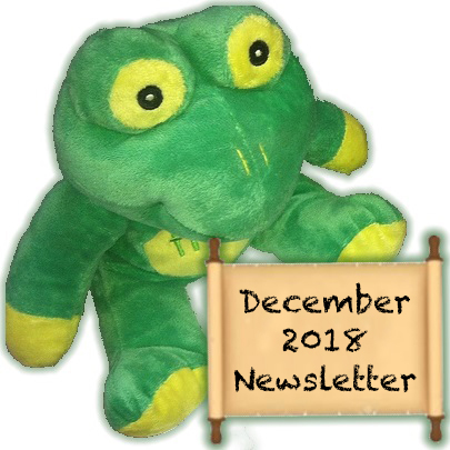 Quaffee Newsletter Dec 2018