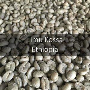 Green Ethiopian Limu Kossa