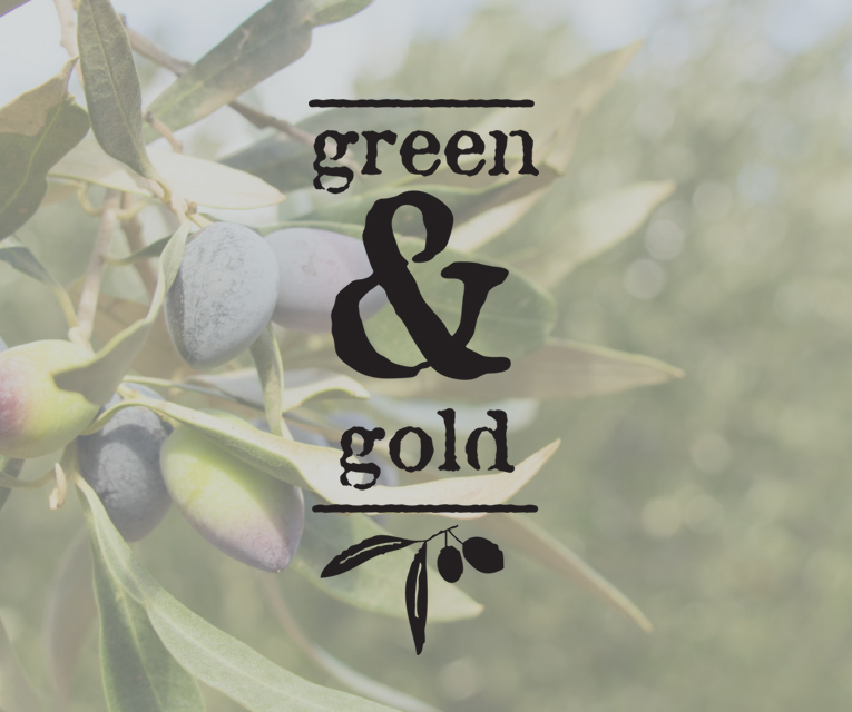 Green n Gold Olive Oil