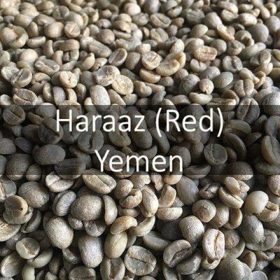 Green Yemen Haraaz Red