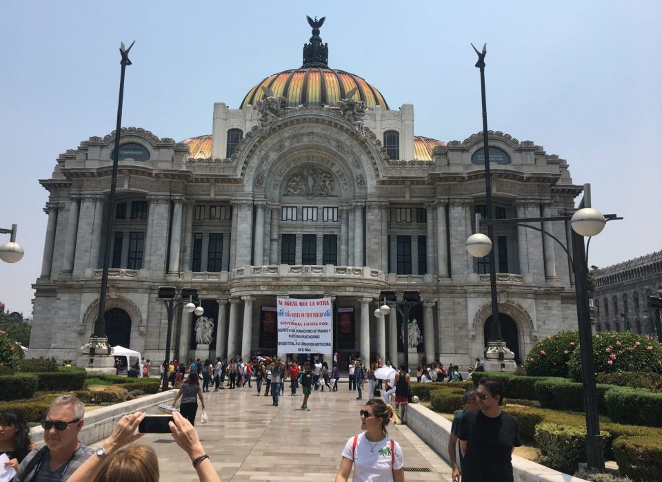 National Museum of art Mexico city