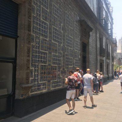 Casa de los Azulejos Mexico City