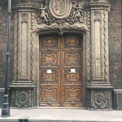 Majestic door Mexico City