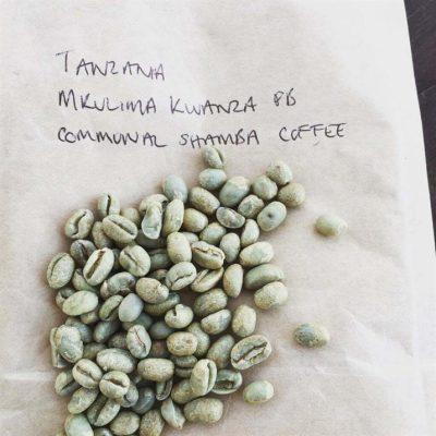 Tanzian Mkulima Kwanza natural PB green