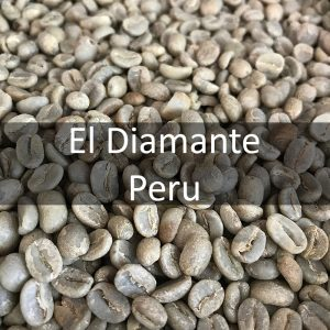 Green Peruvian El Diamate